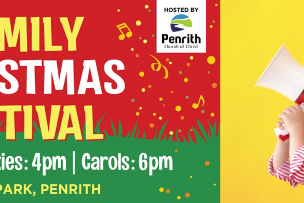 Penrith Annual Christmas Festival