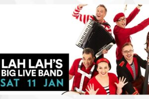 Lah Lah is coming to Penrith!