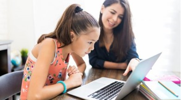 7 Tips to Cope with Home Schooling