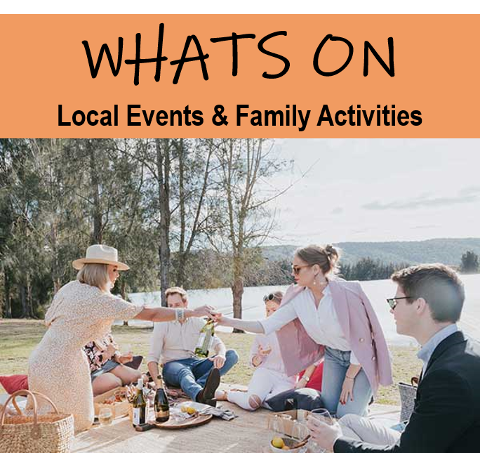 whats on nepean hawkesbury penrith area family activities