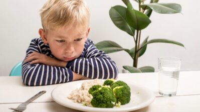 The art of negotiating with a fussy eater