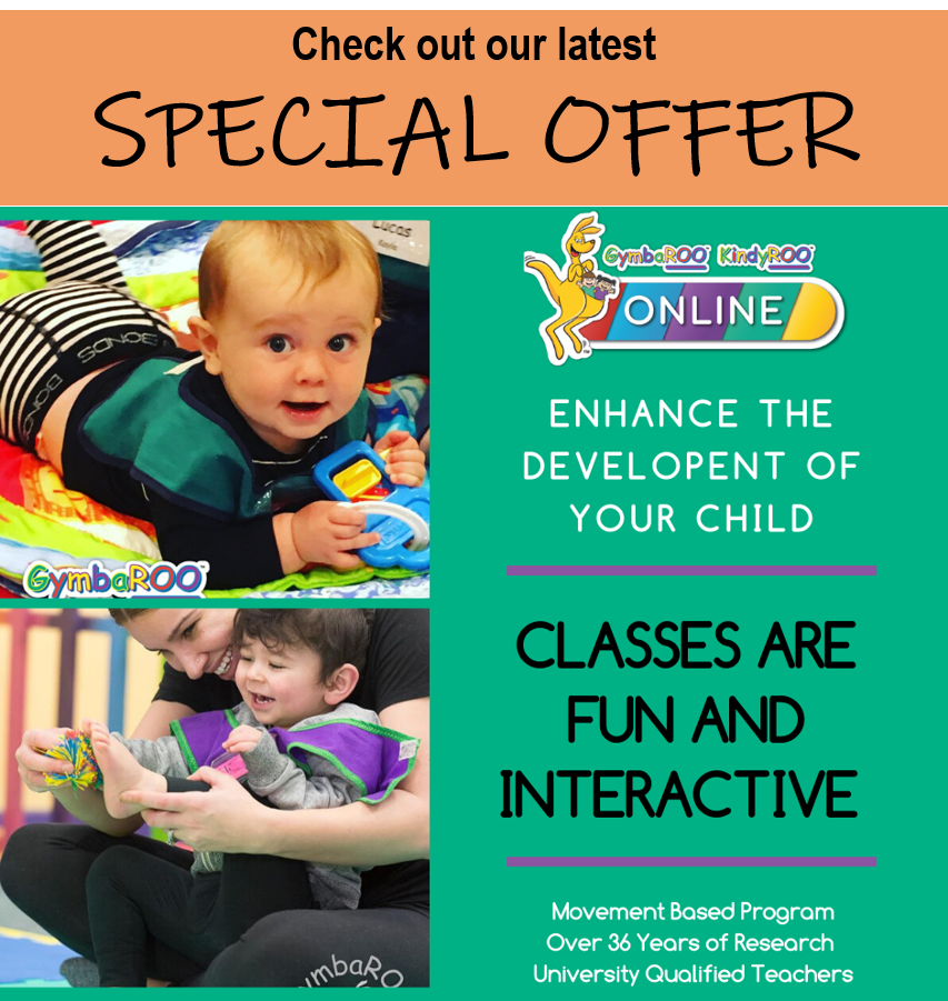 special offer discount gymbaroo toddlers fun movement music