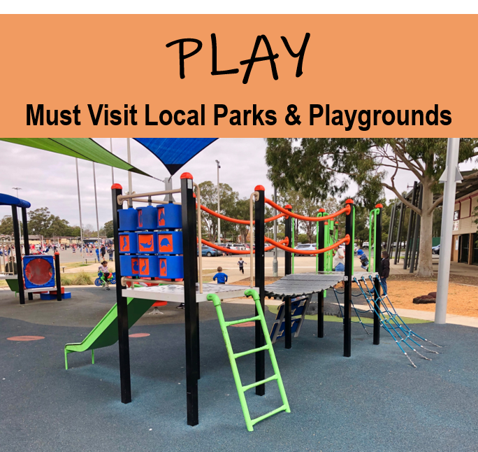 play kids playground must see local park penrith nepean hawkesbury