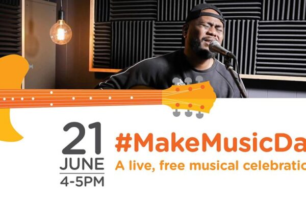 21 JUN – Make Music Day Live Stream