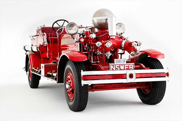 5-13 SEPT – Museum of Fire History Week & Exhibition