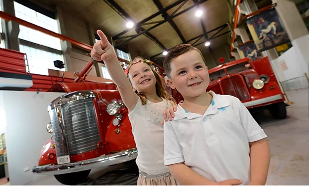 museum of fire penrith nepean father's day whats on western sydney