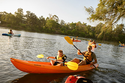 explore penrith nepean family adventure outdoors whats on