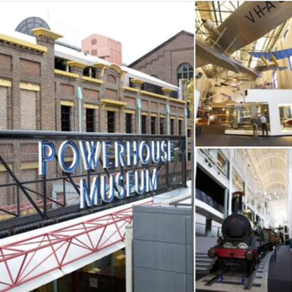 Power house museum school holidays activities sydney spring october