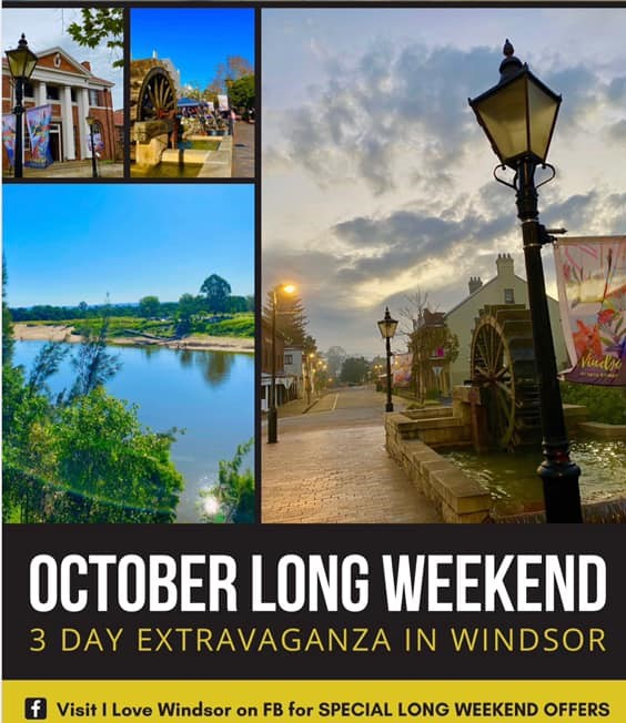 october long weekend windsor hawkesbury whats on special offers