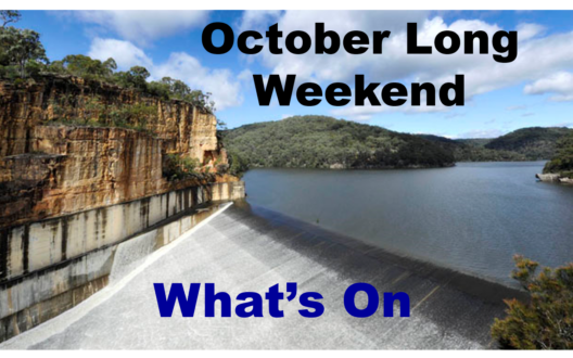 What's On this October Long Weekend | Hawkesbury, Nepean, Sydney