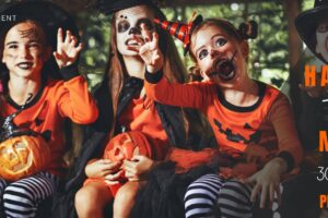 Visit the Penrith Halloween Twilight Markets