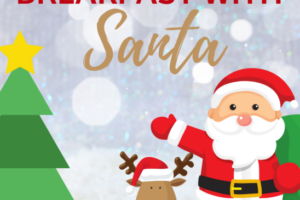 5-6 DEC – Breakfast with Santa @ Glenmore Park