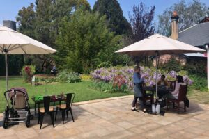 The Wonderful & Tranquil,  Cafe At Lewers