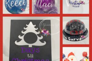 Beautiful Christmas Decor, Custom Gifts & More