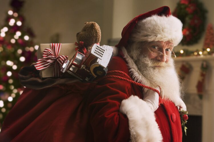 Santa Photos – have you booked yours?