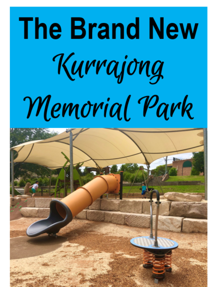 The new and upgraded Kurrajong Memorial Park Hawkesbury