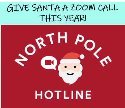The North Pole Hotline – have a call with Santa!