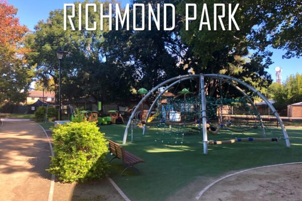 Relax & Play at Richmond Park