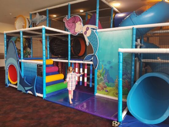 Blacktown bowling club play area cafe restaurant family playground