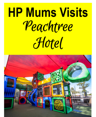 peachtree hotel penrith western sydney family lunch play playground kids