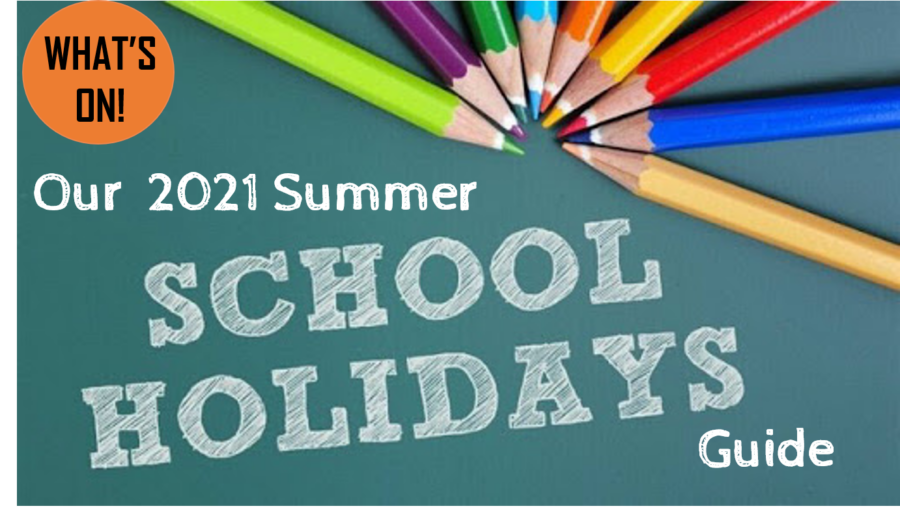 January 2021 Summer School Holidays Guide Western Sydney whats on kids family