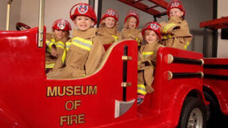 Museum of Fire: The Ulitmate Attraction