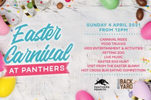 Easter Carnival @ Panthers