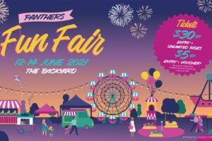 Fun Fair @ Penrith – Have a great family day out this June long weekend!