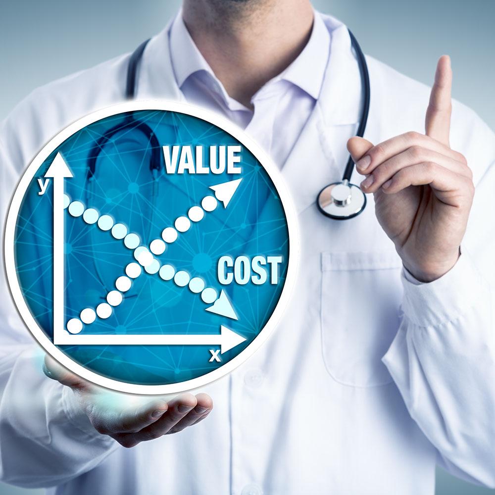 Value vs Cost of Healthcare