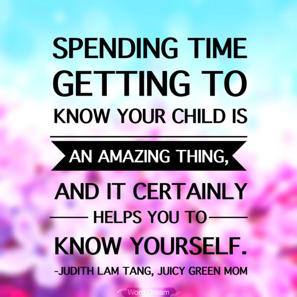 parenting quote juicy green mom
