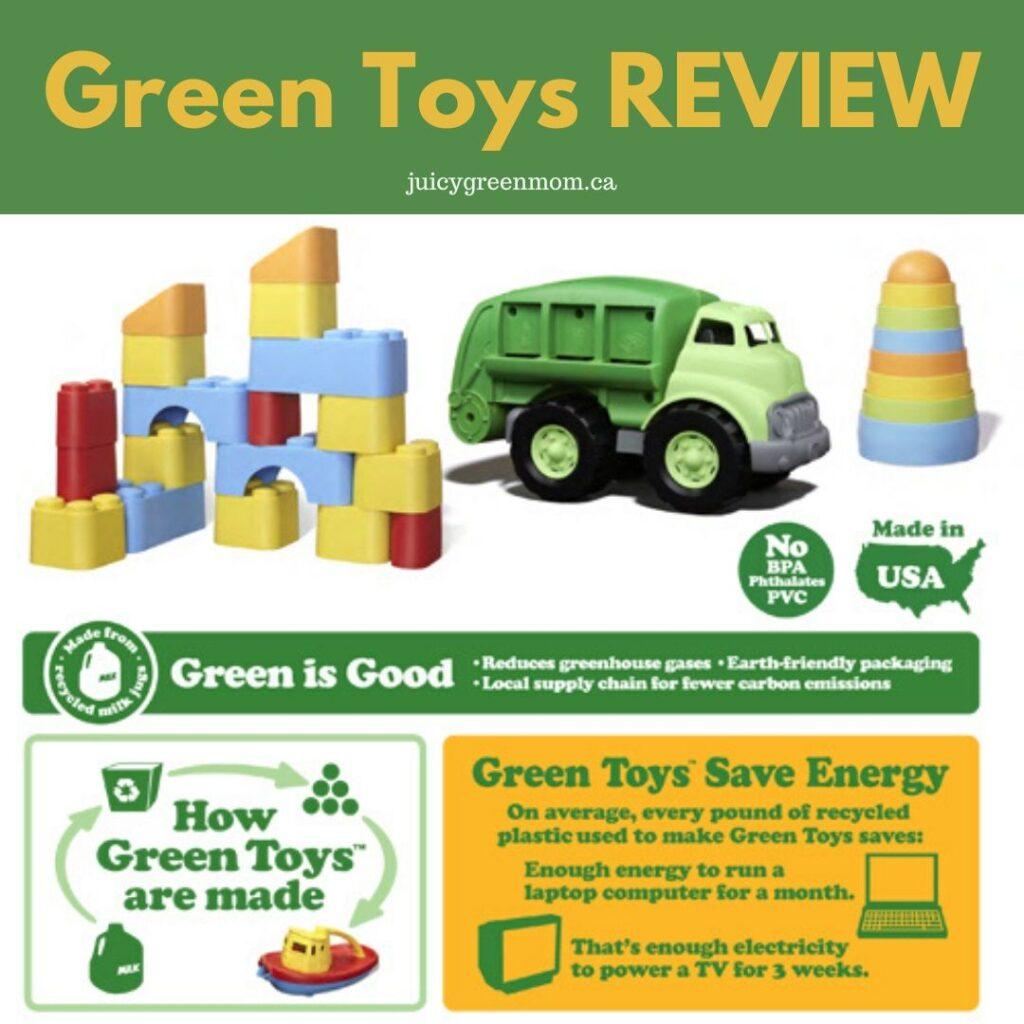 Green Toys REVIEW juicygreenmom