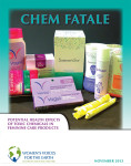 Toxins & Chemicals in Feminine Care