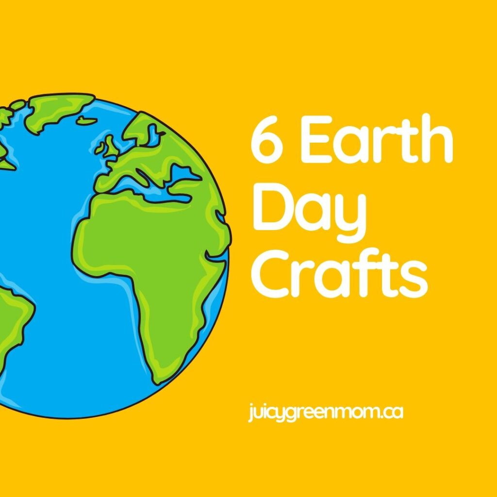 6 earth day crafts juicygreenmom