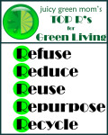 Top R's for Green Living