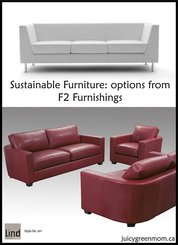 eco friendly sofas from f2 furnishings