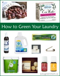 How to Green Your Laundry