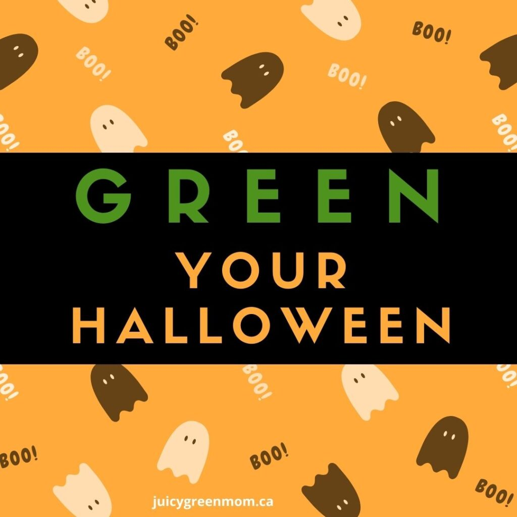green your halloween juicygreenmom