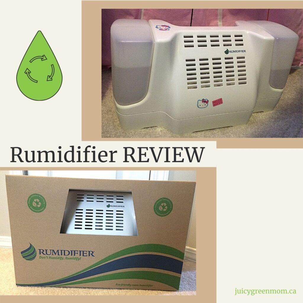 Rumidifier REVIEW juicygreenmom