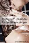 9 easy DIY shampoo & conditioner recipes
