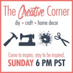 the creative corner link up