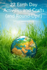 22 Earth Day Activities & Crafts