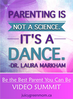 parenting quote from Dr. Laura Markham