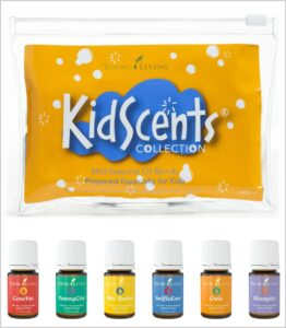 young living kidscents essential oil blends collection