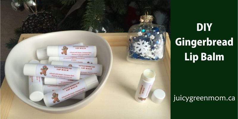 DIY-gingerbread-lip-balm-juicygreenmom-landscape