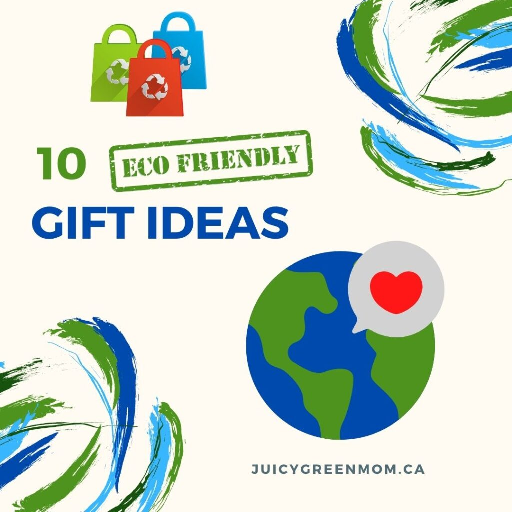 10 eco friendly gift ideas juicygreenmom