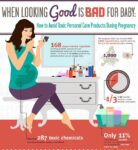 when looking good is bad for baby infographic header juicygreenmom