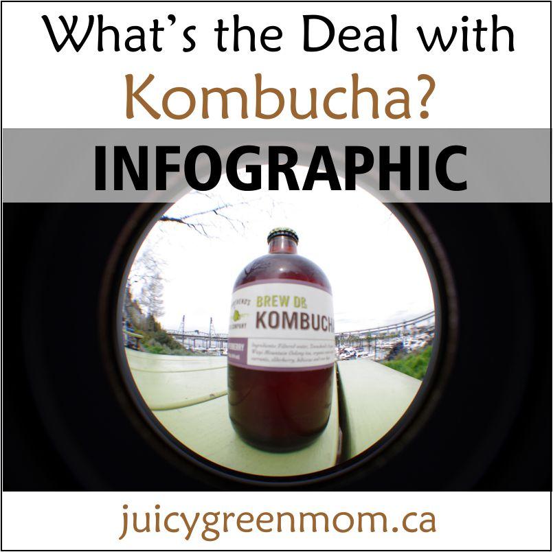 kombucha infographic juicygreenmom