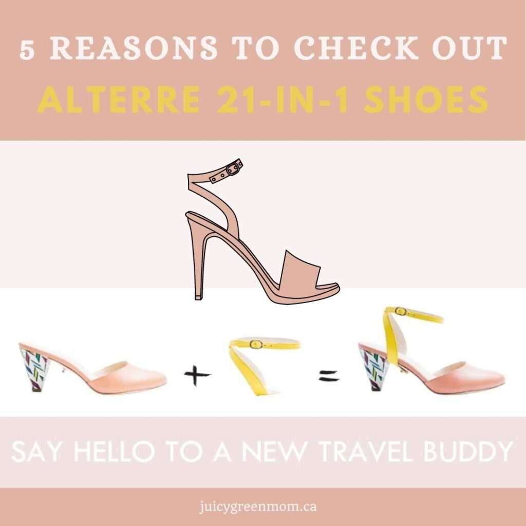 5 Reasons to Check Out Alterre 21-in-1 Shoes juicygreenmom