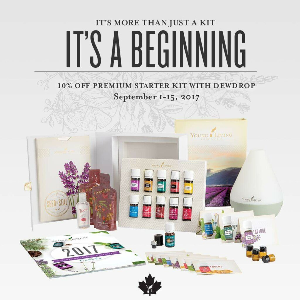 young living premium starter kit sale juicygreenmom