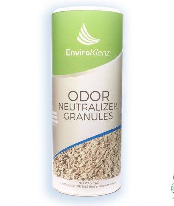 odor neutralizer granules enviroklenz
